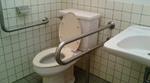 綾瀬市消防署脇の公衆トイレ