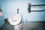 JR小竹駅・自由通路-公衆トイレ