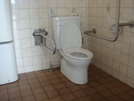 JR遠賀川駅・公衆トイレ