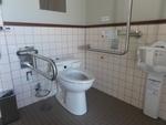 JR神村学園前駅・駅前広場公衆トイレ