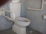 たのうら御立岬公園駅・広場・公衆トイレ