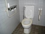訓子府町の多目的トイレ