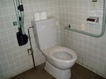 浜小清水道の駅多目的トイレ