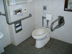網走オホーツクサイクリンクロード大曲駐輪場多目的トイレ