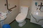 住吉浜リゾートパーク 身障者用トイレ他