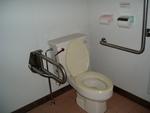 北見市仁頃(ニコロ)ハッカ公園の多目的トイレ