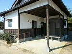 根本寺前イベント広場公衆トイレ