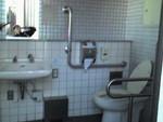 上溝駅そばの公衆トイレ