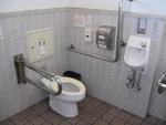 京都市御室仁和寺東公衆トイレ