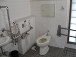 嵐山公園中ノ島地区西側公衆トイレ