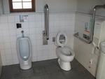 京都市大原の里公衆トイレ