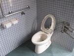 行徳駅北口公衆トイレ(市川市管理)
