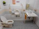JR新習志野駅前自転車等駐車場・公衆トイレ